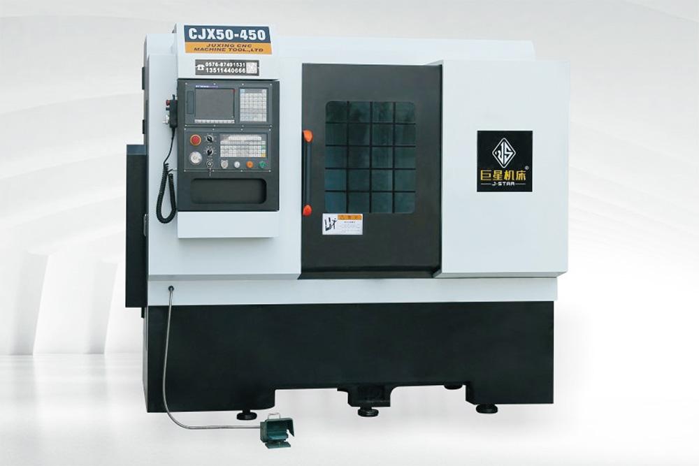 CJX50-450線軌數控車床